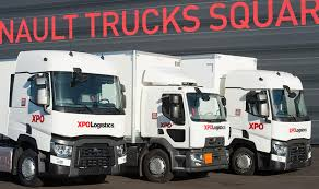 XPO Logistics Signs Two-year Deal With Renault Trucks | Commercial Motor Two Blank Highway Signs Overhead Trucks On Road Transport Concept Fork Lift Operating No Pedestrians Signs From Key Uk Sound Horn Calgary Car Door Magnets Truck Van Magnetic Orange County Company Logo For Trucks With A Driving Cab Manufacture Stock Health Safety De Riding On Forklift Is Forbidden Symbol Occupational Caution Sign 200 X 300mm Rigid Signage Bandit Auto Tyres Fork Lift Operating Sticker And