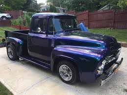 1956 Ford F100 For Sale | ClassicCars.com | CC-993085 1956 Ford F100 Panel Hot Rod Network Classic Cars For Sale Michigan Muscle Old Ford F800 Alto Ga 977261 Cmialucktradercom Pickup Allsteel Truck Sale Hrodhotline 2door Pickup Big Back Window Original V8 Fordomatic Big Window Truck Project 53545556 Rides Pinterest Trucks And Trucks Coe Accsories 4clt01o1956fordf100piuptruckcustomfrontbumper