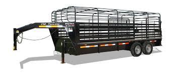 100 Cm Truck Beds Georgia Trailers For Sale Repair Car Haulers Horse Cargo Trailer