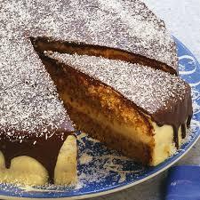 vanille kokoscreme torte