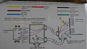 Hunter Ceiling Fan Wiring Schematic by How To Install A Ceiling Fan With Remote Control Electrical Online