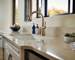 Delta Oiled Bronze Kitchen Faucet by Kitchen Delta Bronze Kitchen Faucet And 27 Delta Bronze Kitchen
