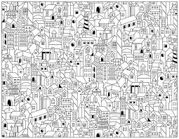 Doodle City Buildings
