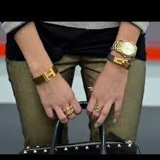 hermes h clic clac hermes clic clac h enamel bracelet jewelry