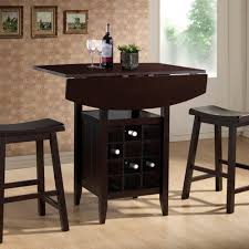 Baxton Studio Reynolds 3-Piece Dark Brown Pub Set 28862-3985-HD ...