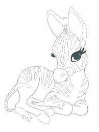 Briliant Wild Animals Coloring Pages Printable Q1490 Cute Animal To Print