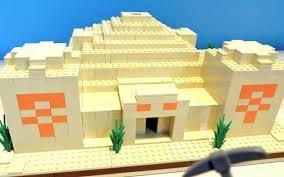 Minecraft Kitchen Ideas Youtube by Lego Minecraft Desert Temple Youtube Idolza
