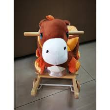 Rocking Chair - Toys & Education Prices And Promotions - Toys, Kids ... Kinbor Baby Kids Toy Plush Wooden Rocking Horse Elephant Theme Style Amazoncom Ride On Stuffed Animal Rocker Animals Cars W Seats Belts Sounds Childs Chair Makeover Farmhouse Prodigal Pieces 97 3 Miniature Teddy Bears Wood Rocking Chairs Strombecker Buy Animated Reindeer Sing Grandma Got Run Giraffe Chairs Cuddly Toys Child For Custom Gift Personalised Girls Gifts 1991 Gemmy Musical Santa Claus Christmas Decoration Shop Horsestyle Dinosaur Vintage155 Tall Spindled Doll Chair Etsy