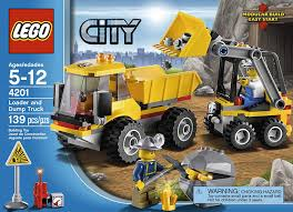 100 Lego City Dump Truck Amazoncom LEGO 4201 Loader And Tipper Toys Games