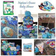 Baby Boy Shower With Love Game Kit