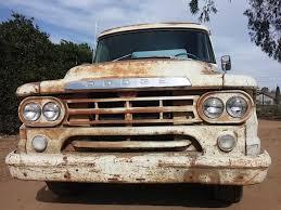 100 1959 Dodge Truck D100 Sweptline Sweptline 6171 Pinterest
