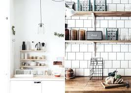 cuisine etagere murale deco etagere cuisine idee deco etagere murale cuisine