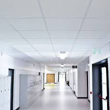 wool suspended ceiling tile panel acoustic artic