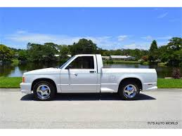 100 S10 Truck Bed For Sale 1992 Chevrolet For ClassicCarscom CC999167