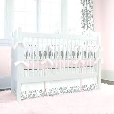 Pink Crib Bedding by Grey And Pink Crib Bedding Sets Pink Elephant Crib Bedding
