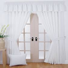 Fancy Front Door Window Curtains Blackout Vertical Blinds Dressing