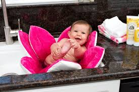 Puj Baby Portable Bathtub by Amazon Com Blooming Bath Baby Bath Pink Baby Bathing