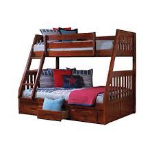 twin full bunk bed merlot sam s club