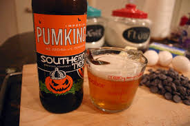 Southern Tier Pumking 2017 by Cooking With Beer Southern Tier Pumpkin Cheesecake Brownies
