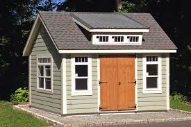 amish storage sheds and detached car garage designs are getting