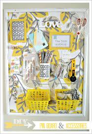 diy craft room decor pin boards cork and diy pins