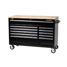 Husky Mobile Workbench 52 Inch 11 Drawer Solid Wood Top 22 Inch ... Husky 52 In Pegboard Back Wall For Tool Cabinet Organizer Storage The Images Collection Of Amazoncom Husky Hand Tool Box Wen Inch Tacoma Box World Crossover Truck Boxes Northern Equipment Cheap Alinum Find Deals On 408 X 204 191 Matte Black Universal Diamond Plated Toolbox Item U9860 Sold March 21 M Husky Alinum Truck Bed Tool Box 620x19 567441 Ro 16 With Metal Latch Metals And Products 60 Inch Tradesman Top Mount Steel Bed Toolbox Property Room