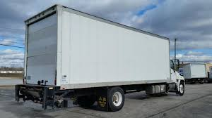 Used Work Box Truck Sales | DeMary Truck 2018 New Hino 155 16ft Box Truck With Lift Gate At Industrial 268 2009 Thermoking Md200 Reefer 18 Ft Morgan Commercial Straight For Sale On Premium Center Llc Preowned Trucks For Sale In Seattle Seatac Used Hino 338 Diesel 26 Ft Multivan Alinum Box Used 2014 Intertional 4300 Van Truck For Sale In New Jersey Isuzu Van N Trailer Magazine Commercials Sell Used Trucks Vans Commercial Online Inventory Goodyear Motors Inc