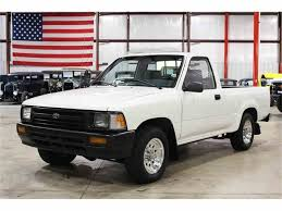 1992 Toyota Pickup For Sale | ClassicCars.com | CC-1019511 Bangshiftcom 1981 Toyota Truck New Arrivals At Jims Used Parts 1990 Pickup 4x4 32 Tires With No Lift Yotatech Forums Discontinued Factory Decals Stripe Kits Tailgate Logos Hilux Wikipedia 1992 Toyota Pickup Front Bumper Google Search Transportation Realrides Of Wny 1993 4 Cyl 22 Re 1 Owner Clean Youtube Vwvortexcom 92 Revival Bent Body Off Resto Sr5