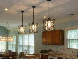 1 farmhouse rustic black pendant light fixture kitchen