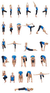 Yoga Basic Poses Standing Gallery