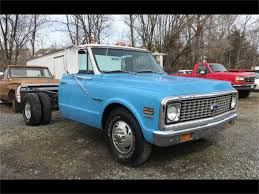 100 Ton Truck 1971 Chevrolet 1 For Sale ClassicCarscom CC1147763