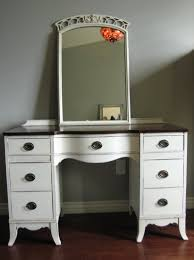 Vintage Vanity Dresser Set by Dresser With Vanity Most Popular Classic Design White Stained