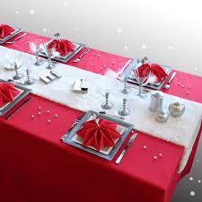 decoration table noel et gris décoration de noël déco écolo