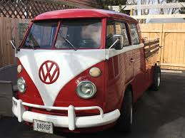 100 Volkswagen Truck 1967 For Sale ClassicCarscom CC1188876