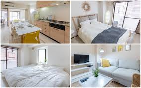 100 Apartments In Yokohama Meguri Apartment Hotel Japan Bookingcom