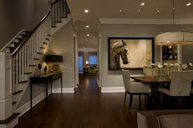Dining Room At Front Entry Of Home