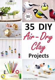 35 Diy Air Dry Clay Projects That Are Fun Easy Ideas