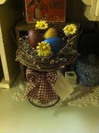 Primitive Easter Decorating Ideas by 243 Best Old Bed Springs Images On Pinterest Bed Spring Crafts