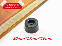 Rubber Furniture Pads For Wood Floors by 20mm 17mm 10mm Rubber Pads For Table Chair Legs Protect The Floor