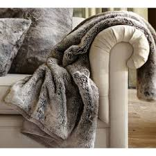 Cable Knit Throw Pottery Barn by Pottery Barn Faux Fur Throw Gray Ombre Polyvore