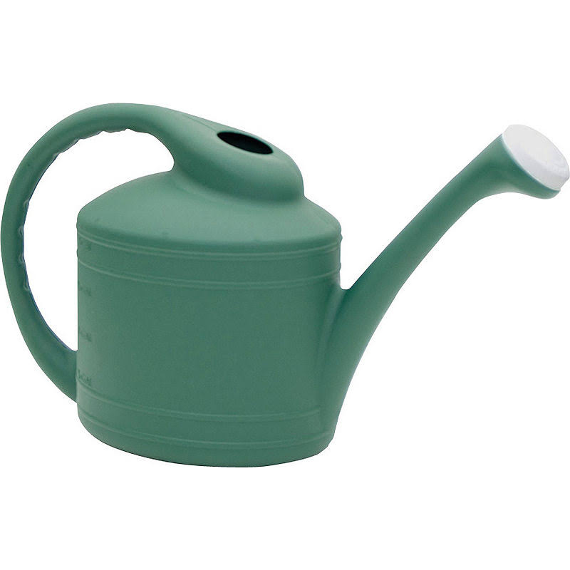 Southern Patio Watering Can - Fern Green, 2 Gallon