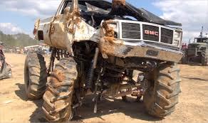 Mud Trucks For Sale - #GolfClub