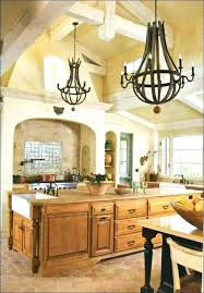 Round Dining Room Light Fixture Country Fixtures Home