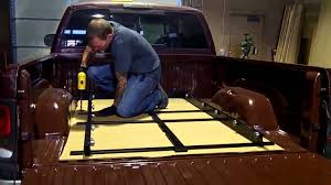 CargoGlide CG1500XL Slide Out Truck Bed Tray Installation - YouTube