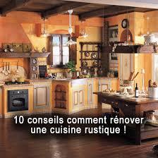 renover cuisine rustique 10 conseils comment rénover une cuisine rustique