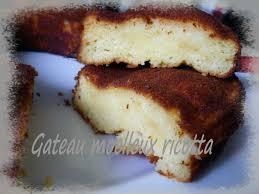 recette avec ricotta dessert gateau moelleux à la ricotta la cuisine de framboisine