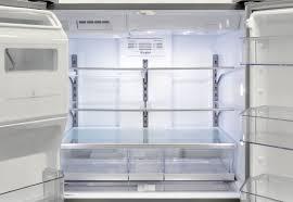 Samsung Refrigerator Leaking Water On Floor by Whirlpool Wrv986fdem Refrigerator Review Reviewed Com Refrigerators