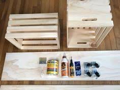 Do THIS With Home Depot Crates To Get Gorgeous Entryway Storage