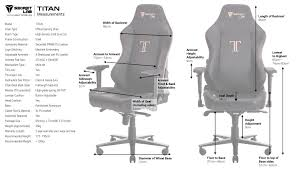 Type Of Chairs For Office by Secretlab Titan Review A Big Gaming Chair For Big Gaming People