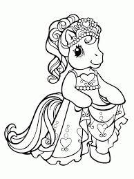 My Little Pony Princess Dress Up